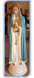 1.5M - Our Lady Of The Seven Sorrows - Life Size Statue