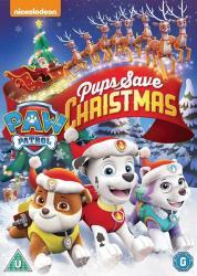 Paw Patrol: Pups Save Christmas Dvd