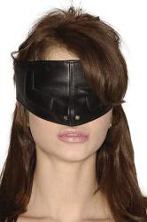 Strict Leather Upper Face Mask Small medium