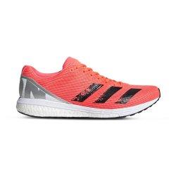 Adidas Men's Adizero Boston 8 Orange Shoe
