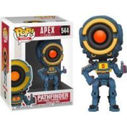 Pop Games: Apex Legends - Pathfinder Vinyl Figure