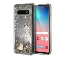 Guess - Glitter Case Samsung S10 Plus Gold