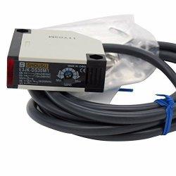 Taiss proximity Switch Photoelectric Switch Diffuse Reflection Infrared Switch Photoelectric Sensor 12-240VDC 24-240VAC E3JK-DS30M1