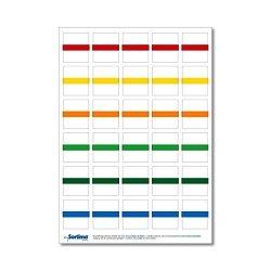 Sortimo LABELS-30 Multicolor