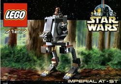 Star Wars Lego 7127 Imperial At-st