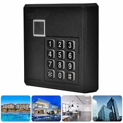Pbzydu Door Access Control Card Reader Waterproof Rfid 125 KHZ 13.56MHZ Wiegand 26 34 Card Readers Id Reader