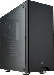 Corsair Carbide 275R Midi-tower Mid-tower Chassis With Side Window - Black