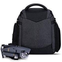 Estarer Travel Drone Backpack For Dji Mavic 2 Pro Mavic 2 Zoom Mavic Pro Mavic Pro Platinum Daily Waterproof Drone Carrying Case