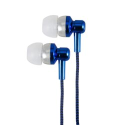 Astrum Stereo Electro Painted Earphone With MIC - Blue