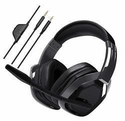 AmazonBasics Pro Gaming Headset - Black