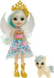 Royal Paolina Pegasus & Wingley Doll