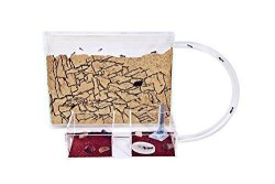 PLAFUETO Ant Farm Box Ant Home for Kids Study of Ant Ant Nest Farm Educational Formicarium for Ant