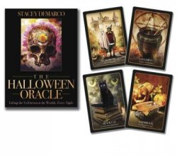 The Halloween Oracle - Stacey Demarco Cards