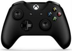 XBOX One Wireless Controller- Black Edition Bluetooth Technology Up To 5 Metres Wireless Range Seamless Profile And Controller P