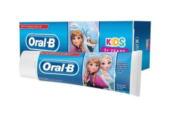 Hubble Kids Oral B Kids Toothpaste - 3+ Years - 2 Pack