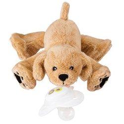 Nookums Paci-plushies Buddies - Golden Puppy