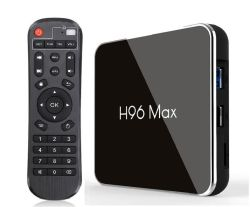 H96MAX X2 Tv Box Android 8 1 4GB DDR4 Rom 32GB RAM Quad Core Cpu | R |  Media Centres & Multimedia Players | PriceCheck SA