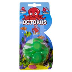 2 SIMPLE - Rack Toys Sticky Octapus