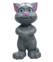 Talking Tom Cat Toy With Flashing Eyes