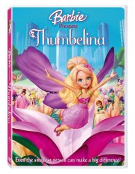 DVD BARBIE PRESENTS THUMBELINA NU6003805099495