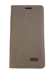 PU Leather Paycheap For Huawei Y3 2018 Grey