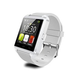 Megadream Bluetooth Touch Screen Android Smart Wrist Watch Phone With Handsfree Dial Call Remote