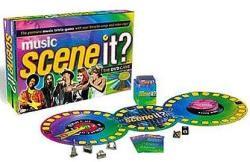 Music Scene It? The DVD Game
