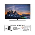 Samsung 65 Inch Q80R Qled Smart Tv QA65Q80RAKXXA