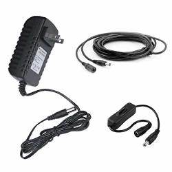 Myvolts 9V Power Supply Adaptor Compatible With Casio KL-7000 Label Printer - Us Plug - Premium
