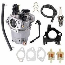 0J58620157 Carburetor For Generac GP5500 GP6500 GP6500E GP7500E 389CC 8125W Jingke Huayi Kinzo Ruixing 13HP 14HP 15HP 16HP 188F 190F Portable Generator With Spark
