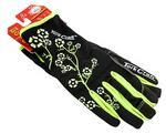 Tork Craft Ladies Slim Fit Garden Gloves Medium Black