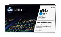 Hp 654A CF331A Cyan Toner Cartridge For Hp Color Laserjet Enterprise M651