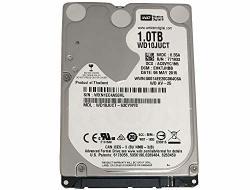 Western Digital 1TB 5400RPM 16MB Cache 9.5MM Sata 3.0GB S 2.5INCH Notebook Hard Drive WD10JUCT - 3 Year Warranty