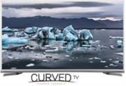 """Hisense 55K760UW Curved 55"""" UHD 4K ULED Direct LED Smart TV with Built-in WiFi"""