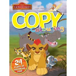 Lion King - Lion Guard 24 Page Colouring Book