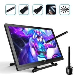 Ugee UG-2150 21 5 Inch Graphics Drawing Monitor Digital Pen Display Ips  Screen With HD Resolution 2 Original Pen 1 Glove And 1 Screen Protector  