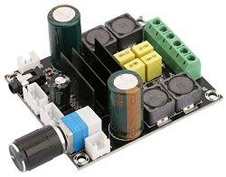 Yeeco 50w 50w Audio Amplifier Board Dc 12 24v Dual Channel Amplifier