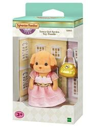 Sylvanian Families - Town Girl Series - Toy Poodle