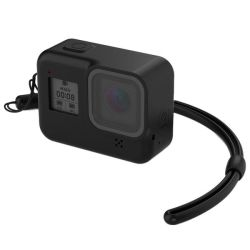 S-cape Protective Silicone Cover For Gopro Hero 8 - Black