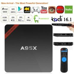 NEXBOX HD Tv Box A95X Android R4 | R | Media Centres & Multimedia Players |  PriceCheck SA
