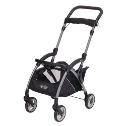 GRACO Premium Baby Stroller For Car Seat Pram Travel System Lightweight In Modern Style