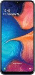 Samusung Galaxy A20 32GB Dual Sim in Black