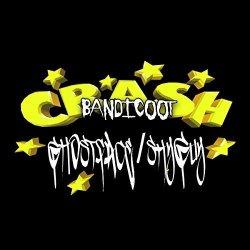 YEAR0001 Crash Bandicoot & Ghostface Shyguy
