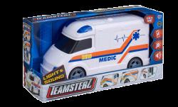 LIGHT & Sound Ambulance Large