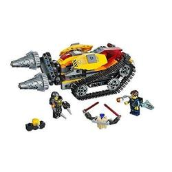 Lego Ultra Agents Drillex Diamond Job 70168