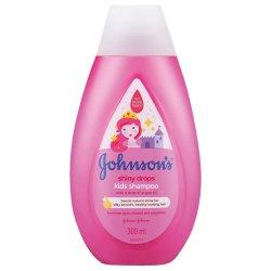 Johnsons Shiny Drops Kids Shampoo 300 Ml