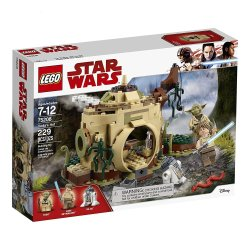 Legostar Wars Tm Yoda's Hut- 75208
