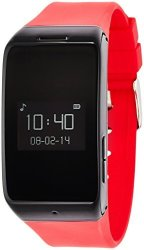 MyKronoz Zewatch Smart Watch - Red