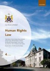 Human Rights Law Paperback 4TH Revised Edition