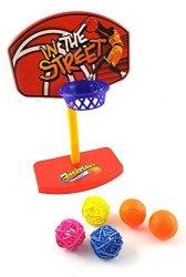 Zeroyoyo Parrot Basketball Trick Prop Playing Toy